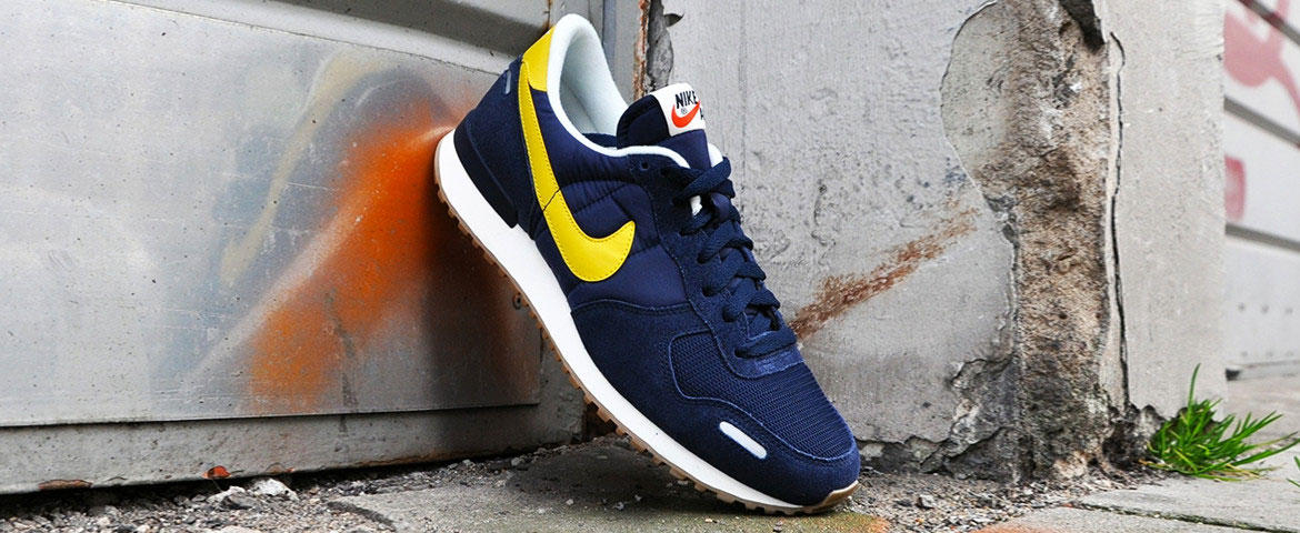 online österreich Nike Air Vortex Leather Blau www