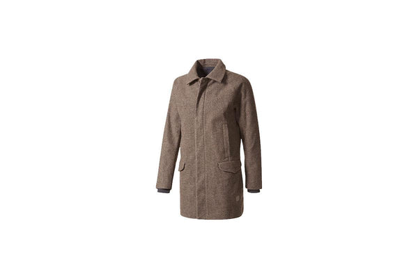 "adidas Originals x Wings and Horns Coat ""Simple Brown"""