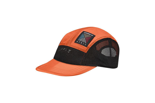 "adidas Originals Atric 5 Panel Cap ""Trace Orange"""
