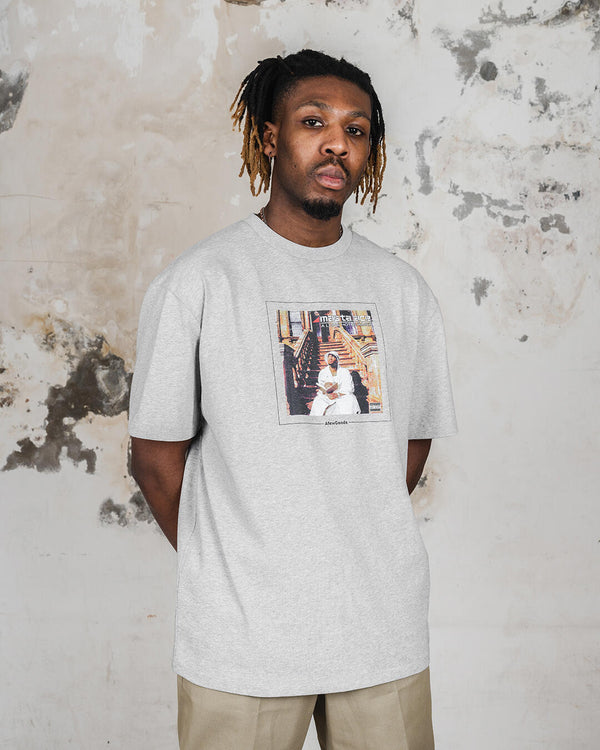 "Afew Goods A Long Hot Summer Tee ""Grey"""
