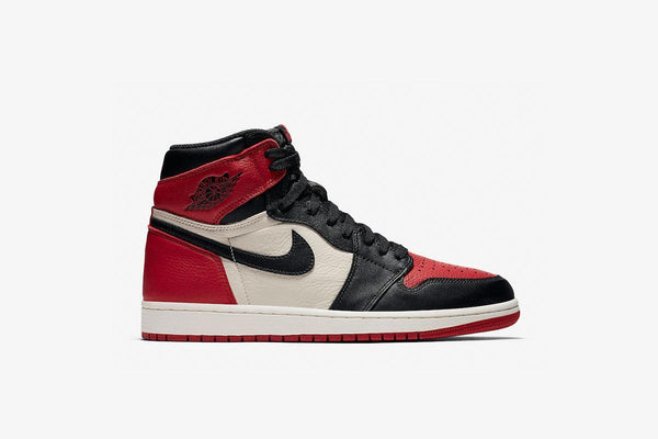 "Air Jordan 1 Retro High OG BG ""Gym Red"""