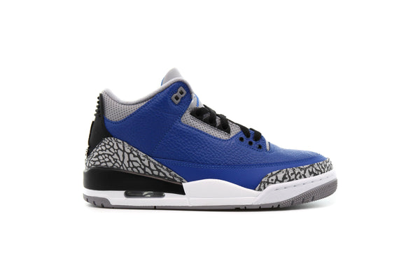 "Air Jordan 3 RETRO ""BLUE CEMENT"""