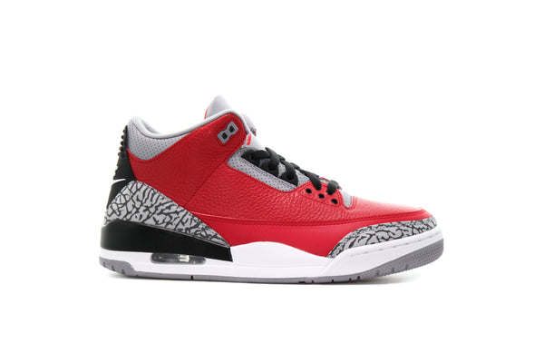"Air Jordan 3 RETRO SE ""Fire Red"""