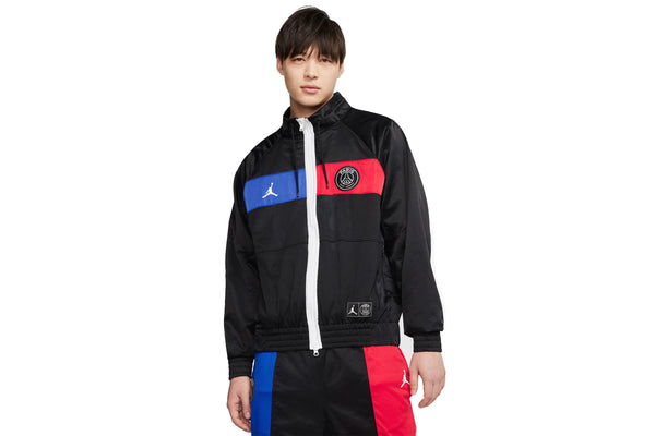 "Air Jordan x PSG JACKET ""BLACK"""