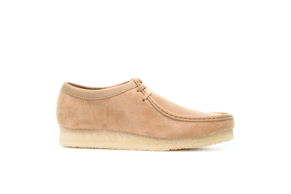 "Clarks WALLABEE ""LIGHT TAN"""