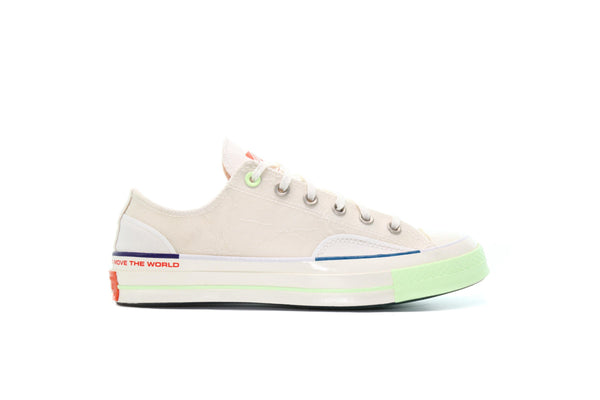 "Converse x Pigalle Chuck 70' OX ""White"""