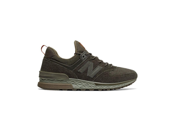 "New Balance MS 574 CA ""Army Olive"""