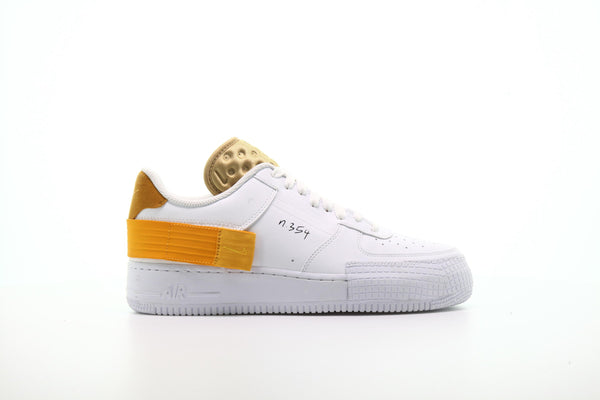 "Nike Air Force 1 Type ""University Gold"""