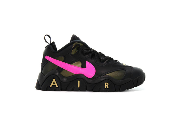 "Nike AIR BARRAGE LOW ""BLACK"""
