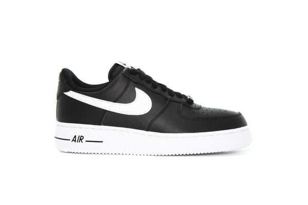 "Nike AIR FORCE 1 '07 ""BLACK"""