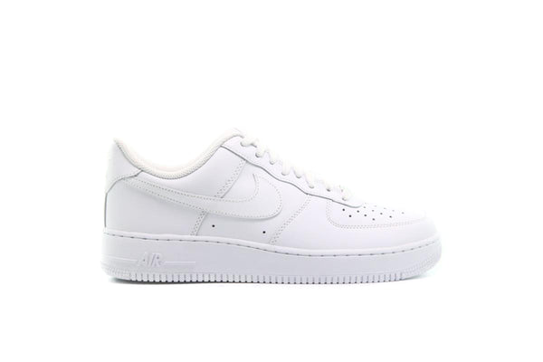 "Nike Air Force 1 '07 ""All White"""