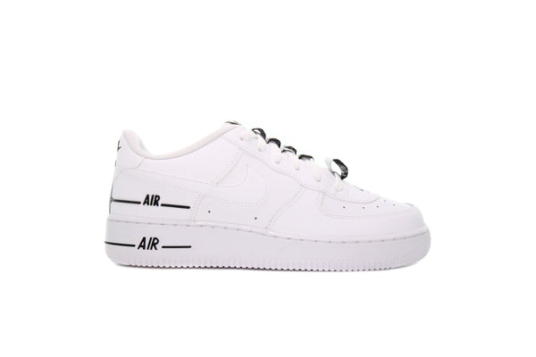 "Nike AIR FORCE 1 LV8 3 (GS) ""WHITE"""
