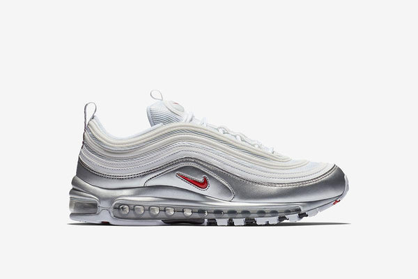 "Nike Air Max 97 QS ""White"""