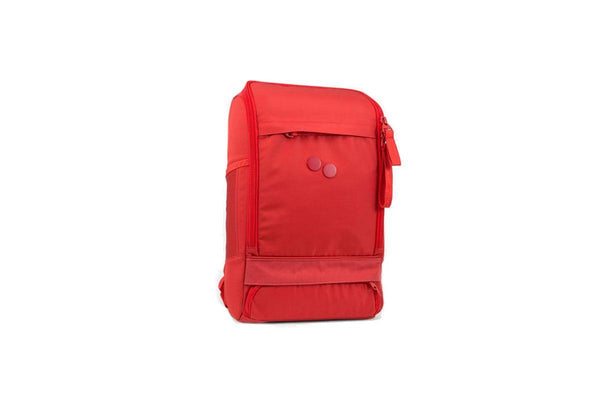 "PinqPonq Cubik Medium Backpack ""Sharp Ruby"""