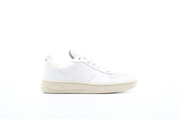 "Veja V10 Leather W ""Extra White"""