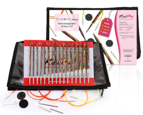 Symphonie Wood Interchangeable Deluxe Set