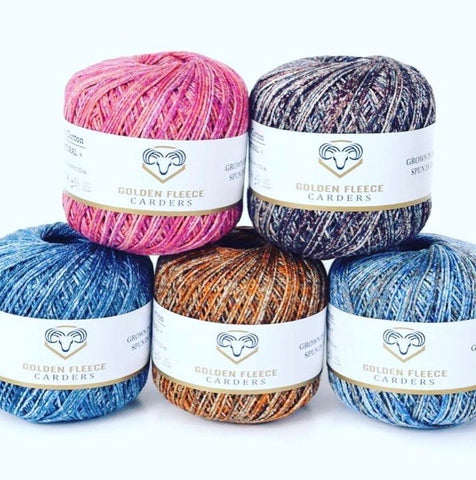 *PREORDER* Earth colours cotton 50 grams