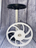 Spinolution 32oz bobbin with metal washer