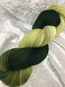 Camo 4ply sock yarn