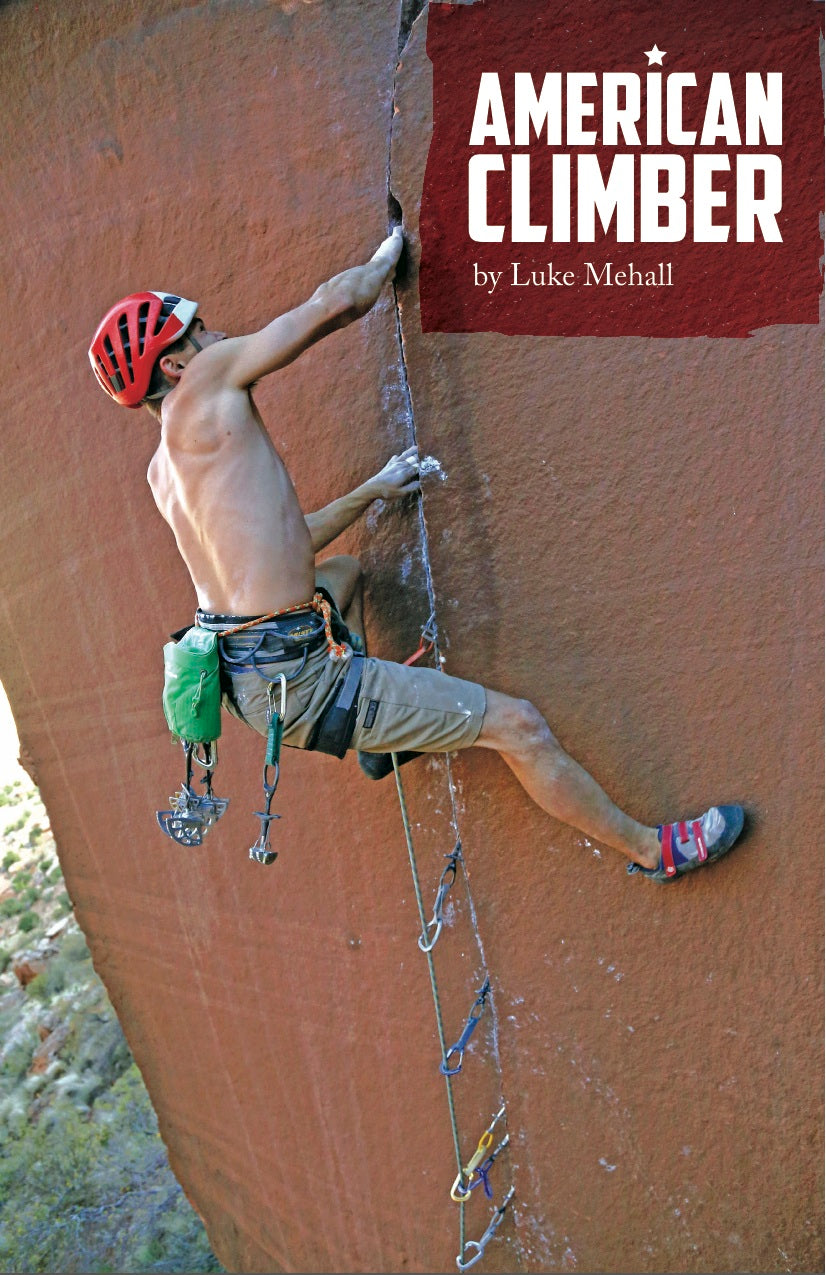 American Climber by Luke Mehall