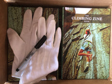 The Climbing Zine Book *only 4 left* signed copy by Jimmie Dunn