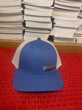 Dirtbag State of Mind hat (blue) by Peter W Gilroy