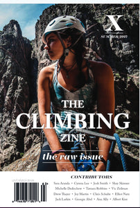 The Climbing Zine Volume 10 (only 3 left)