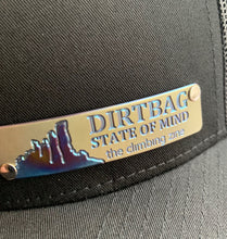 Dirtbag State of Mind hat (black) by Peter W Gilroy