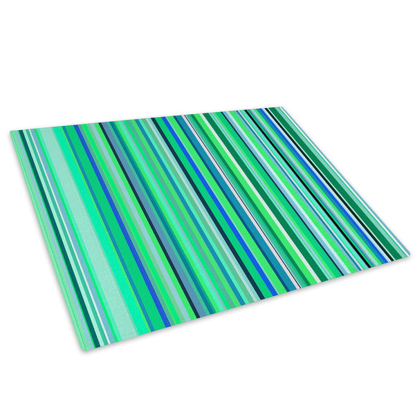 Colourful Cool Funky Glass Chopping Board Kitchen Worktop Saver Protector - AB386-Abstract Chopping Board-WhatsOnYourWall