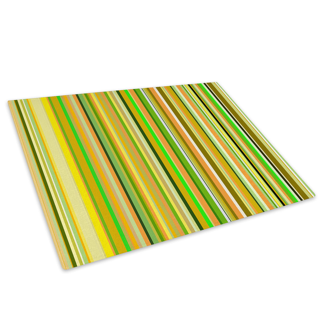 Colourful Cool Funky Glass Chopping Board Kitchen Worktop Saver Protector - AB388-Abstract Chopping Board-WhatsOnYourWall