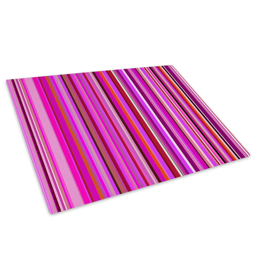Colourful Cool Funky Glass Chopping Board Kitchen Worktop Saver Protector - AB391-Abstract Chopping Board-WhatsOnYourWall