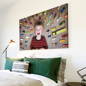 Custom Photo Canvas-WhatsOnYourWall