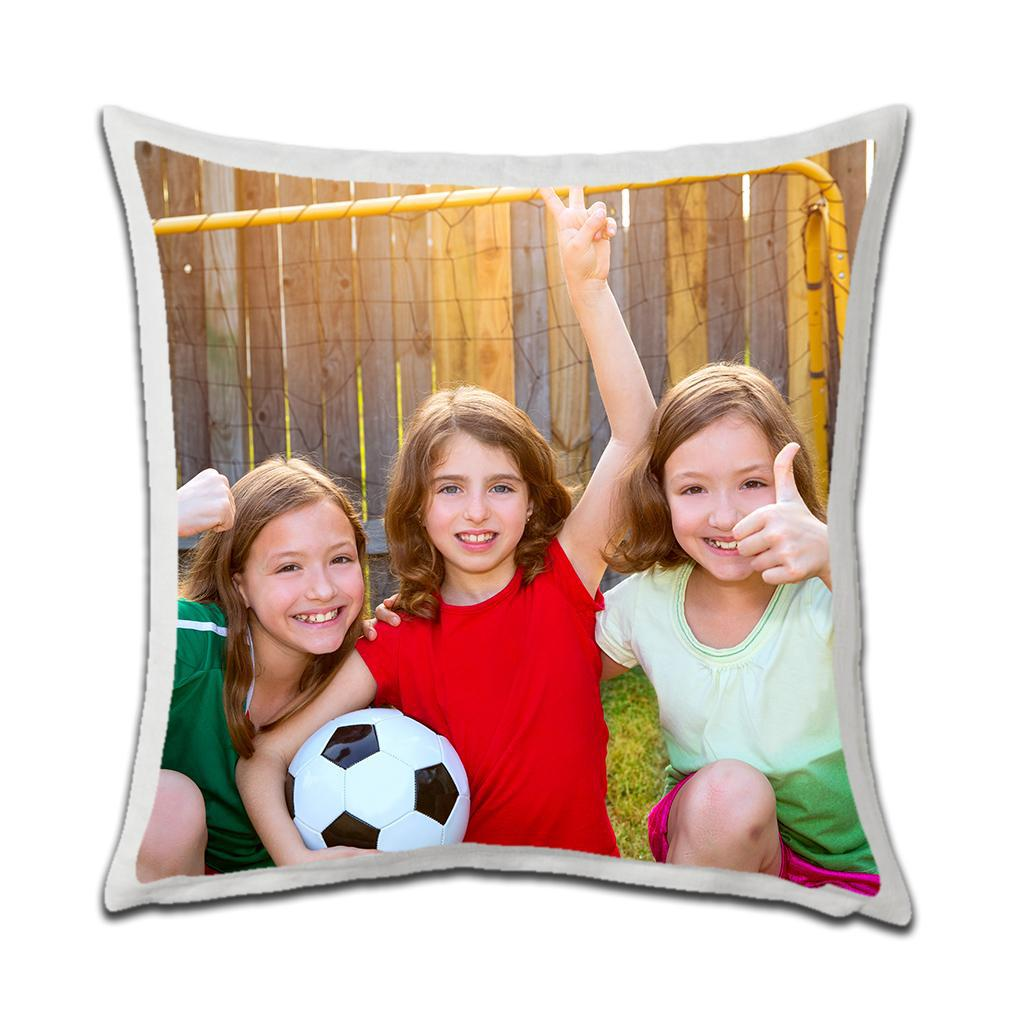 Whats On Your Wall Cushion