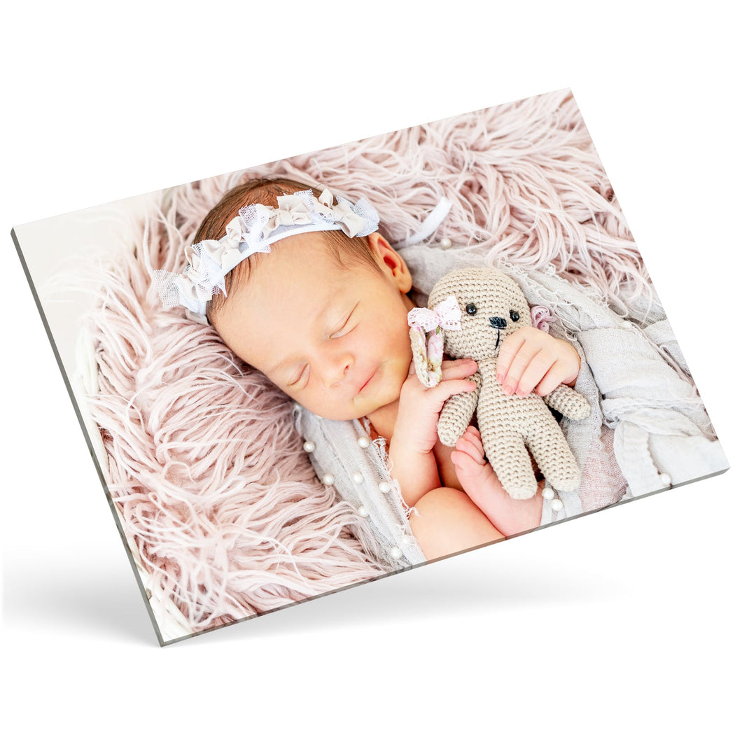 Landscape custom photo canvas