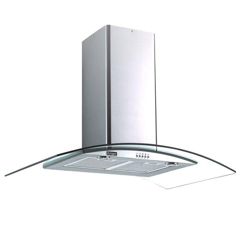 "ALTO - G - Designer Chimney Style Range Hood - Available for 30"" & 36"" Openings"