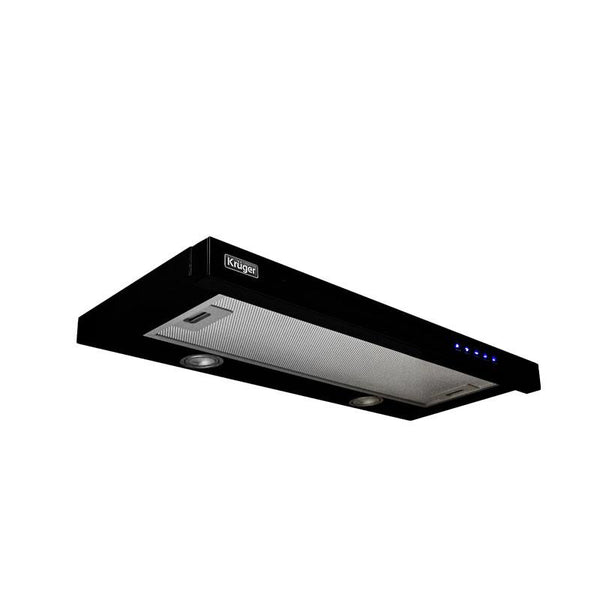 "ALTO - R -  Designer Under Cabinet Coated Steel Range Hood - On;y Available for 30"" Opening"
