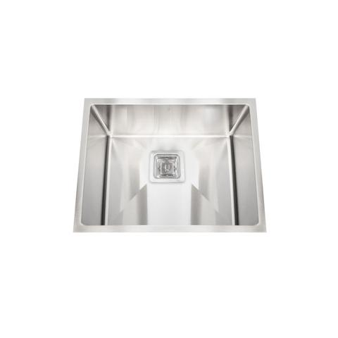 "EZRA TR - Single Bowl Designer Bar Sink - 18"" x 14"" x 9"""