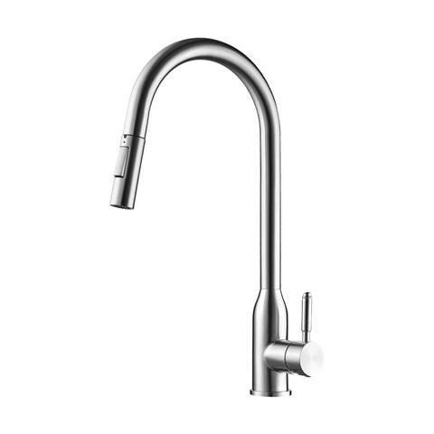 JACKSON - T304 Stainless Steel Kitchen Faucet