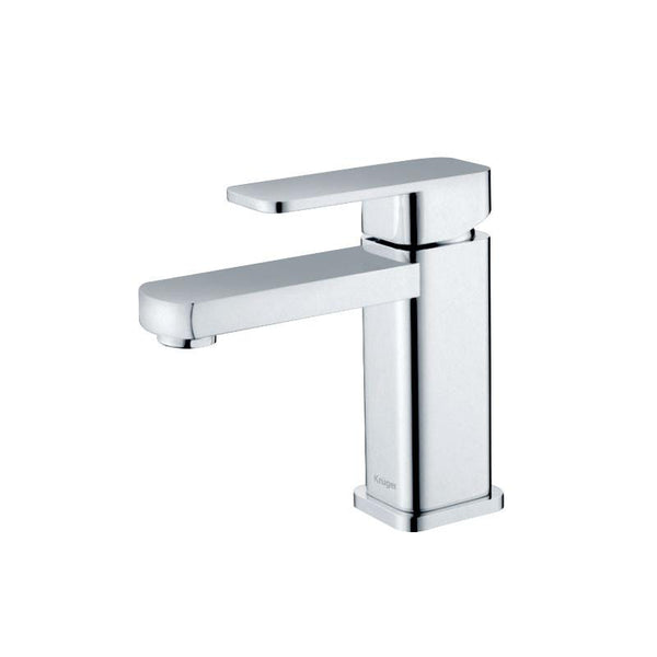 KIRA - Square Design Bathroom Faucet - By Kruger