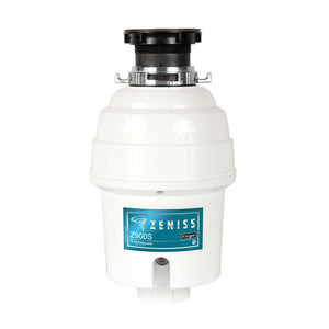 ZENISS Z900S -3/4 Horsepower @ 2600 RPM WASTE DISPOSAL UNIT