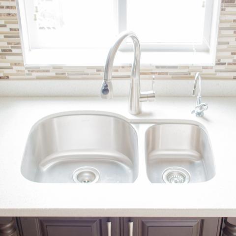 FELIX - Stainless Steel Kitchen Faucet