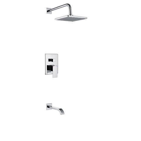 ETHAN - Shower Head & Tub Filler - Set Four