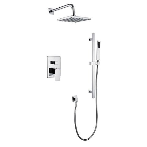 ETHAN - Hand Shower & Shower Head - Set Five