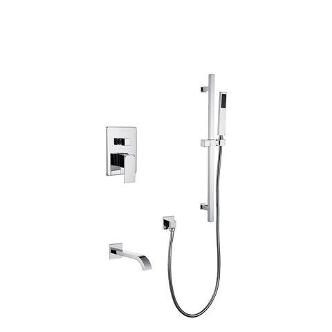 ETHAN - Hand Shower & Tub Filler Package - Set Six