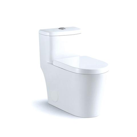 HARRISON EcoMax -Sleek Duel Flush One-Piece Toilet