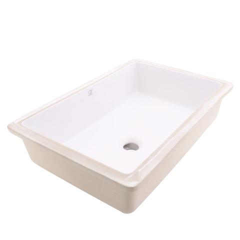 "KASU - SF - Under Mount Rectangle Bathroom Sink - 21 1/2"" x 14 5/8"" x 6"""