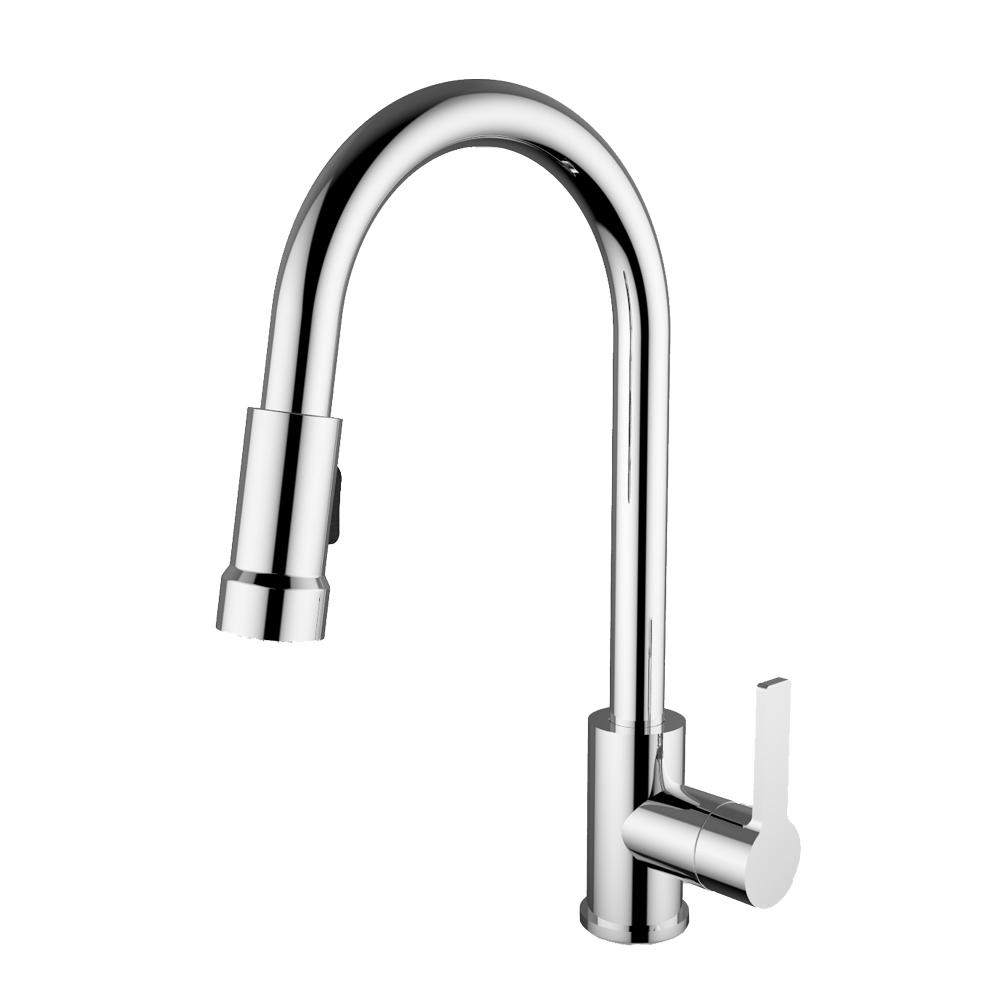 KEVAN - Designer Pull-Down Kitchen Faucet