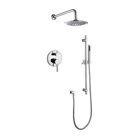 MADISON - Hand Shower & Shower Head Collection - Set Five