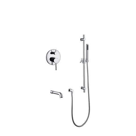 MADISON - Hand Shower & Tub Filler Collection - Set Six