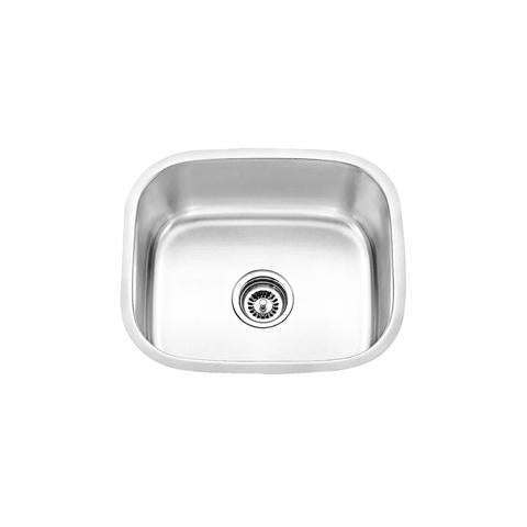 "MELO - JR - Bar Sink - 20 3/4"" x 17 3/4"" x 9"""